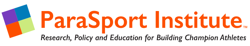 ParaSport Institute - Research, Policy and Education for Building Champion Athletes
